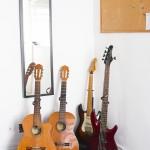 Salas de violão e Guitarra