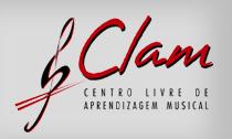 Clam Escola de Música – Piano, Guitarra, Violão, Baixo, Bateria, Sax, Canto