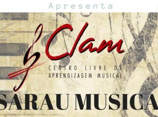 SARAU MUSICAL CLAM
